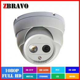 2MP 1080P Webcamera Dome Network Camera H.264 Onvif 2.0 P2P Realtime