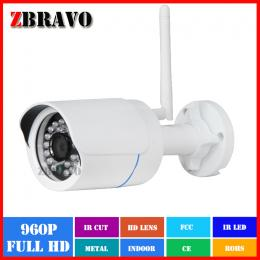 1.3MP 960P Wireless Web Cam CMOS Bullet IP66 Waterproof Outdoor H.264 Mini WIFI IP camera
